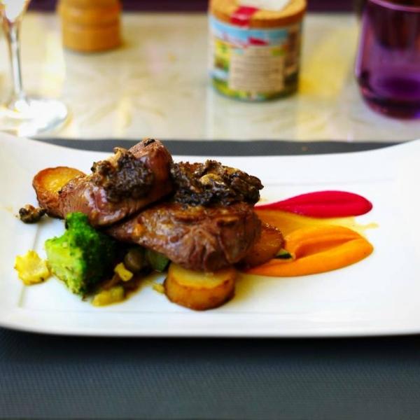 Les Terrasses de la Bastide - Restaurant Forcalquier