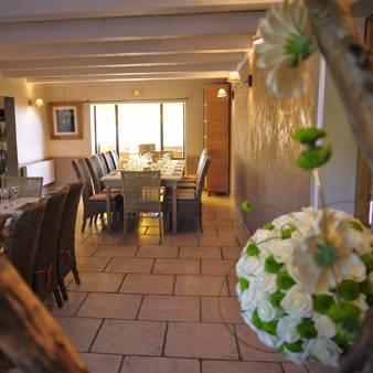 Le Restaurant - Les Terrasses de la Bastide - Forcalquier